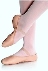 SoDanca SD55S-BRICE Full Sole Leather Ballet Shoes Child **No Drawstring**