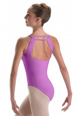 MotionWear 2356-Double Strap Open Back leotard