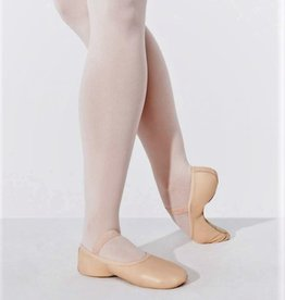 Capezio 212W-Adult Lily  Ballet Slipper Full Sole