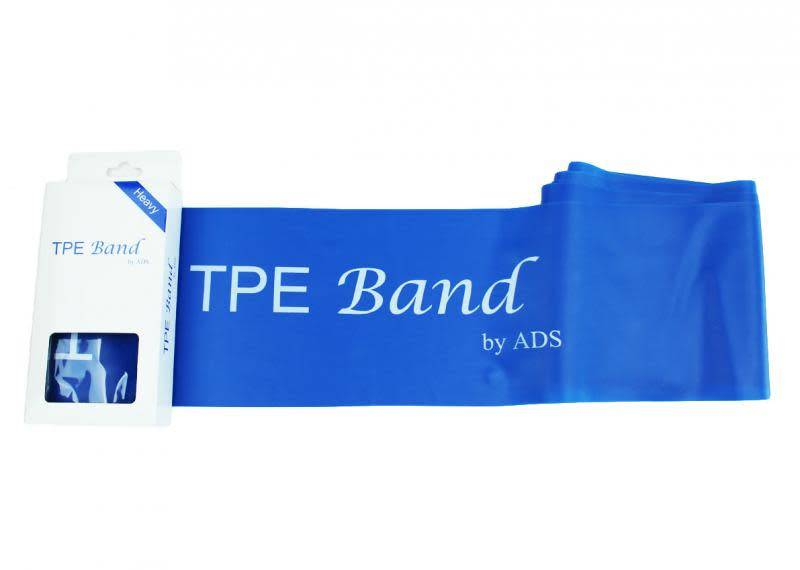 American Dance Supply ADS023-TPE Elastic Blue Band-HEAVY