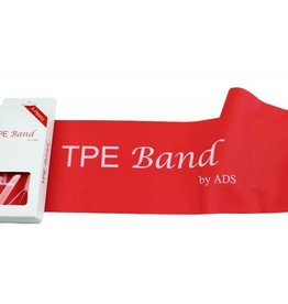 American Dance Supply ADS024-TPE Red Band-X HEAVY
