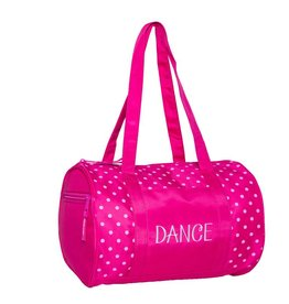 Horizon Dance 1008-Dots Duffel-PINK