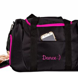 Horizon Dance 1064-Smiley Gear Duffel