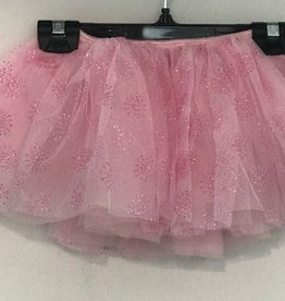 Basic Moves 2322FZ- Circle Glitter Tutu-PINK-I/M