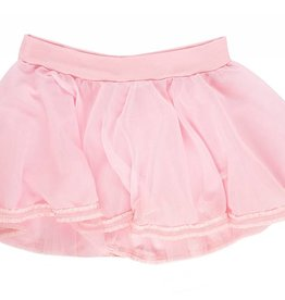 Capezio 11145C-Spun Sugar Pull On Skirt