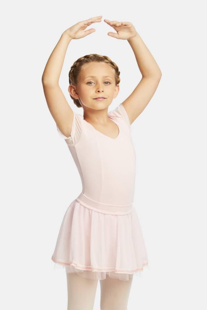 Capezio 11145C-Spun Sugar Pull On Skirt