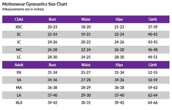 MotionWear 1413-Gym 3/4 Sleeve Leo-DIAMONDS-SC