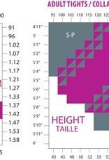 Mondor 316-Dance Tight Adult-WHITE-SMALL