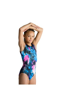 MotionWear 1410-935-Gym Tank Leotard-BEAUTIFUL-SC