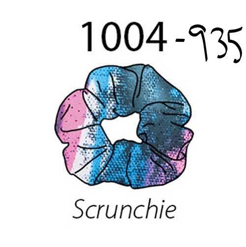 MotionWear 1004-Hair Scrunchie