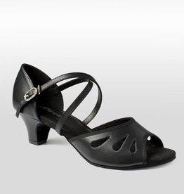 "SoDanca BL182-RADISON-Ballroom Shoes 1.5"" Suede Sole Leather Uper"