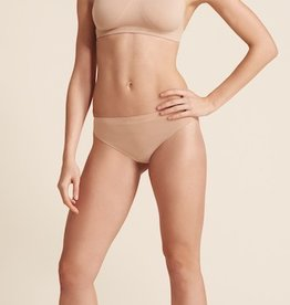 Capezio 3678-Seamless Low-Rise Thong