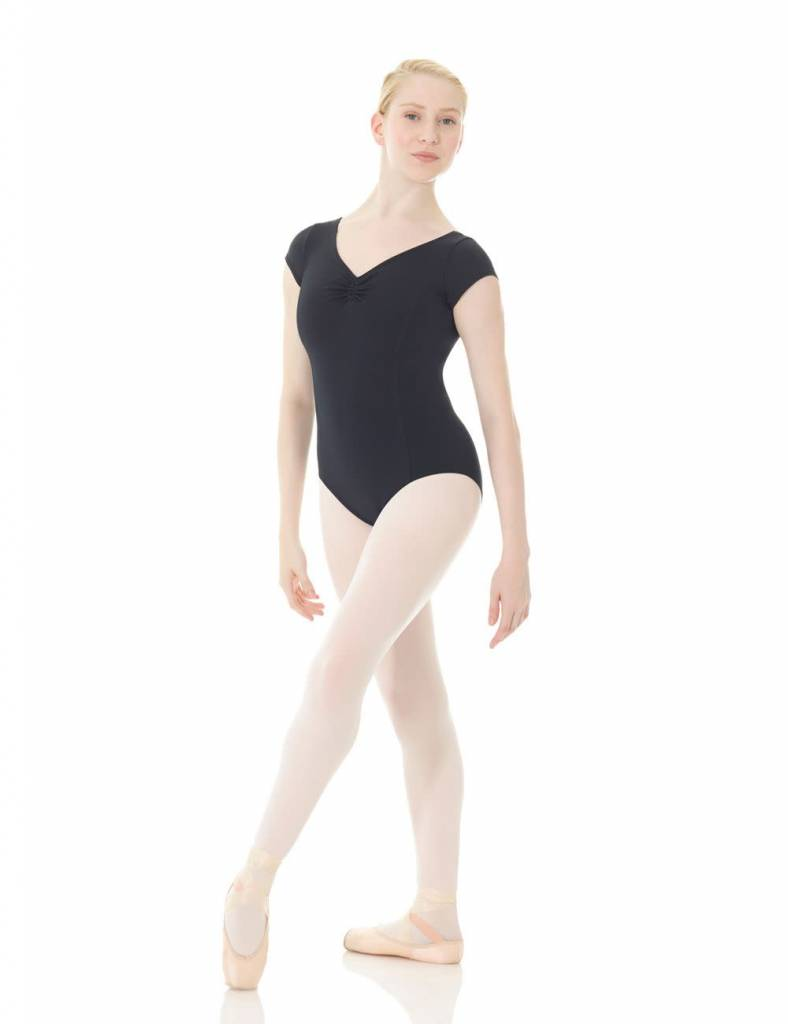 Mondor 3506-Cap Sleeve Leotard