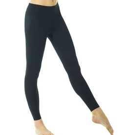 Mondor 3529-Wide Waistband Legging-BLACK