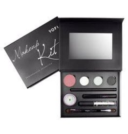 Yofi Dance Makeup Kit-GREY SMOKY EYE