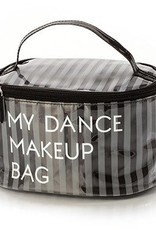 Yofi My Dance Makeup Bag Large-BLACK