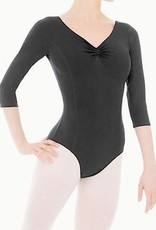 Mondor 3508-3/4 Sleeve Leotard