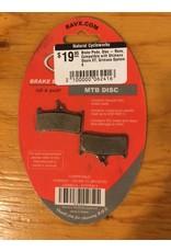 Ravx Brake Pads, Disc - Ravx, (Shimano Deore XT; Grimeca System 8)