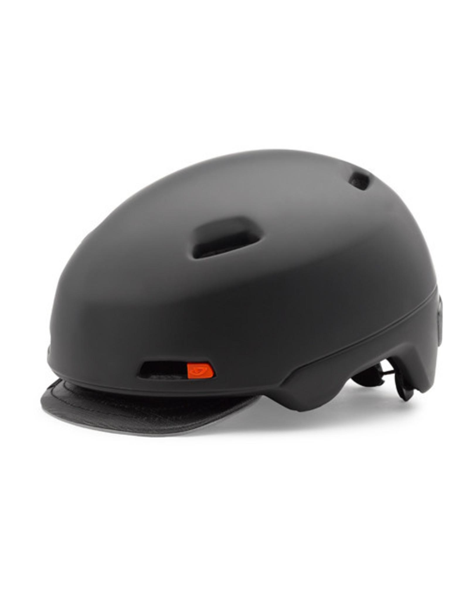 Helmet - Giro Sutton MIPS, Matte Black, Small