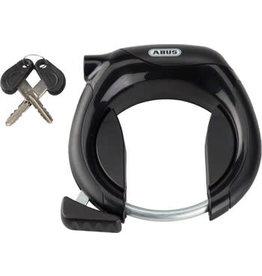 Abus Lock, Wheel - ABUS Pro Tectic 4960, Wheel Lock For Bike Frame (Dutchies), Black