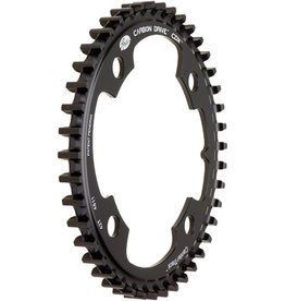 Gates Carbon Drive Sprocket, Front - Gates CDX Center Track, 104BCD 46T