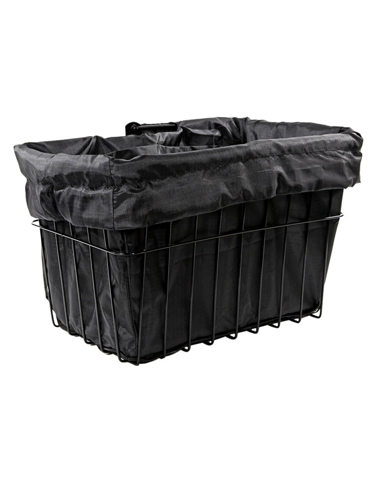 Cruiser Candy Accessory, Basket Liner - Cruiser Candy, Reversible, Black