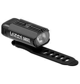 Lezyne Light, Front - Lezyne, Hecto Drive 500XL, Black