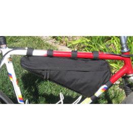 Jandd Accessory, Bag, Frame, Top Tube - Jandd Universal Fit 23 deg, Black