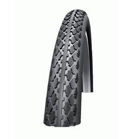Schwalbe Tire - Schwalbe HS159, 584BSD, 37mm, 650b, Black w/ Whitewall