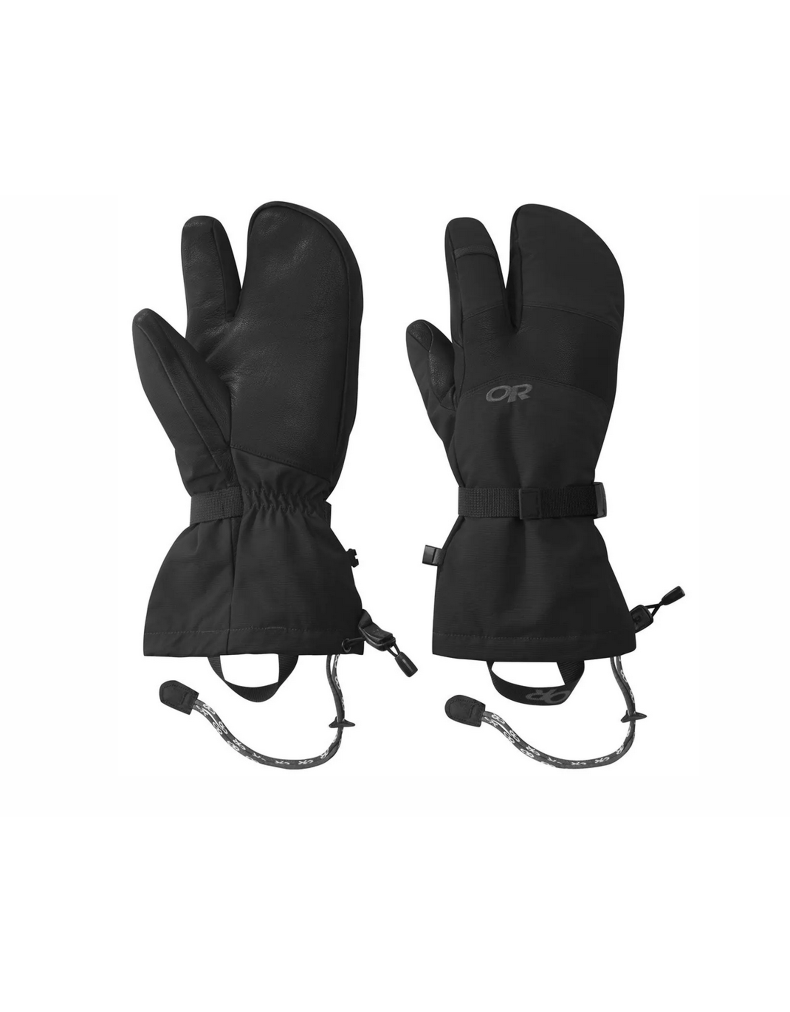 Outdoor Research Outdoor Research Highcamp 3-Finger Gloves