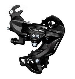 Shimano Shimano Tourney RD-TY300 Rear Derailleur: Adaptor mount for non hanger dropouts