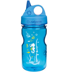 Nalgene Nalgene Kids Grip-n-Gulp 12 oz Water Bottle