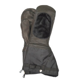 Raber Raber Hy Arctic Leather Gauntlent Mitts, Military issue for arctic use, Large