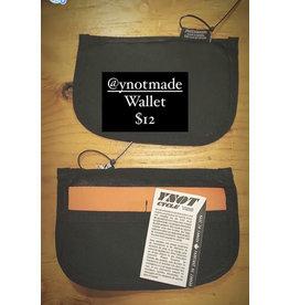 Wallet - Ynot, Black