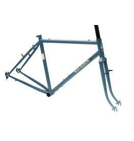 New Albion Frame - New Albion Privateer, Colonial Blue, 50cm (650b)