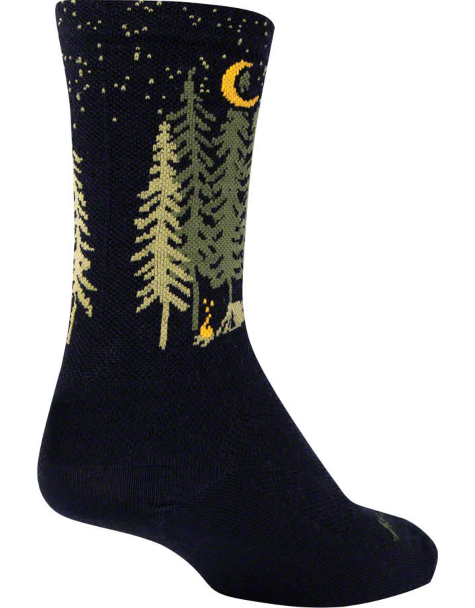 SockGuy SockGuy Wool 6 inch Socks