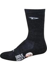 DeFeet DeFeet Woolie Boolie 6 inch Sock