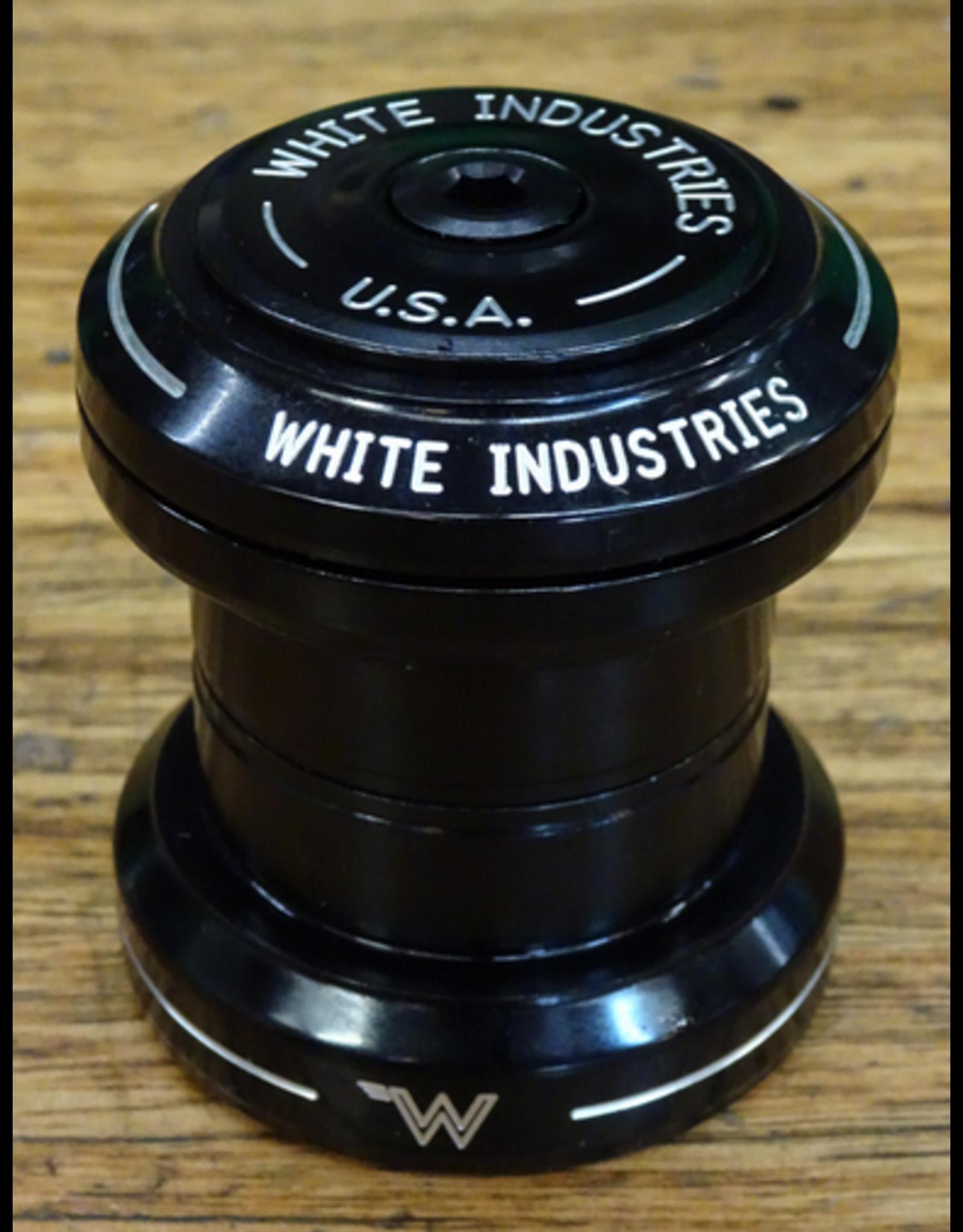 White Industries White Industries EC34 Headset Black