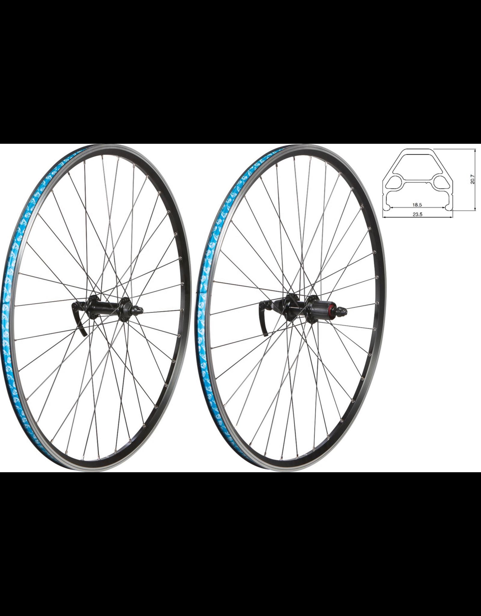 "49n 49N 27.5"" Urban Rim Brake Wheels"