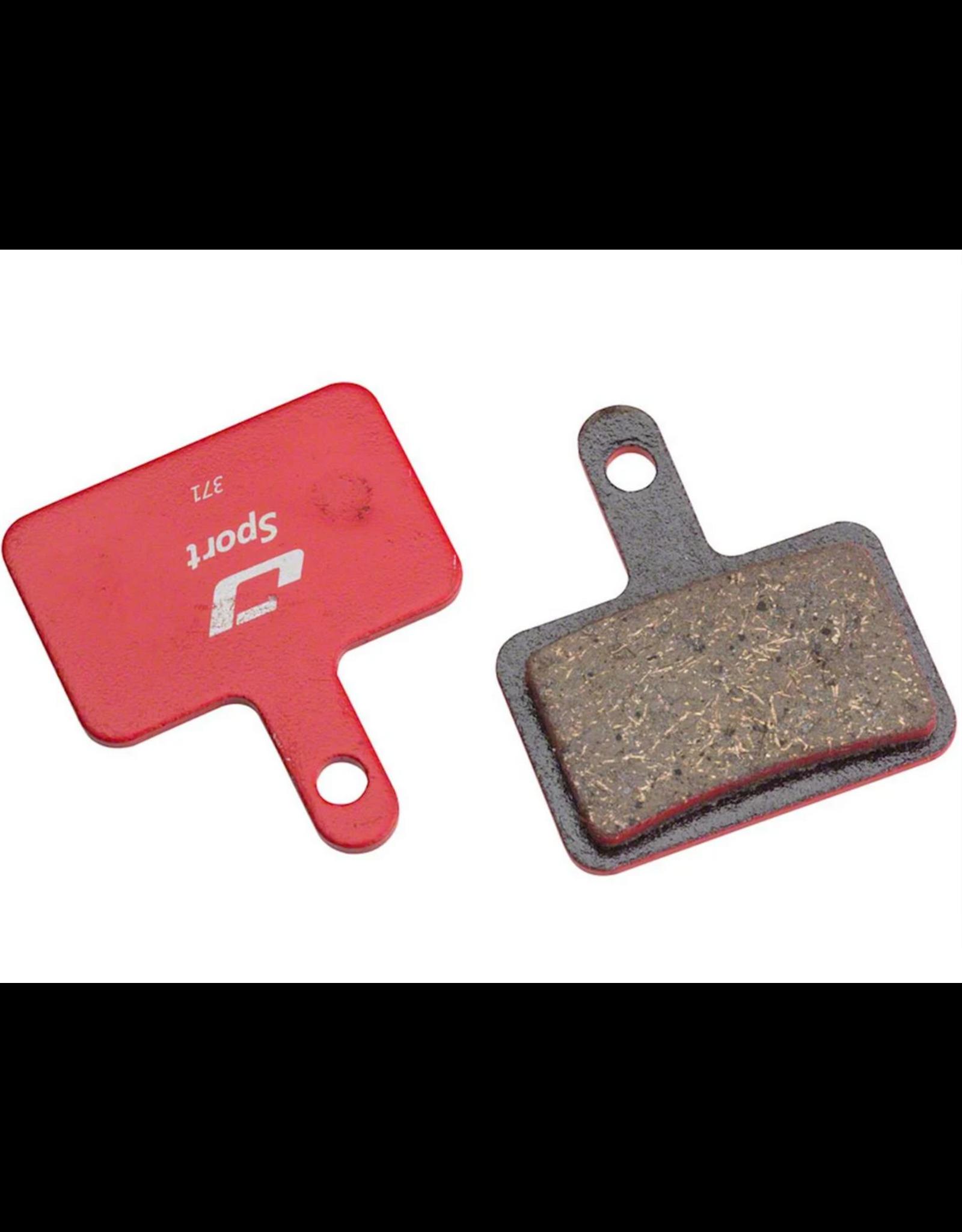 Jagwire Jagwire Sport Semi-Metallic Disc Brake Pads