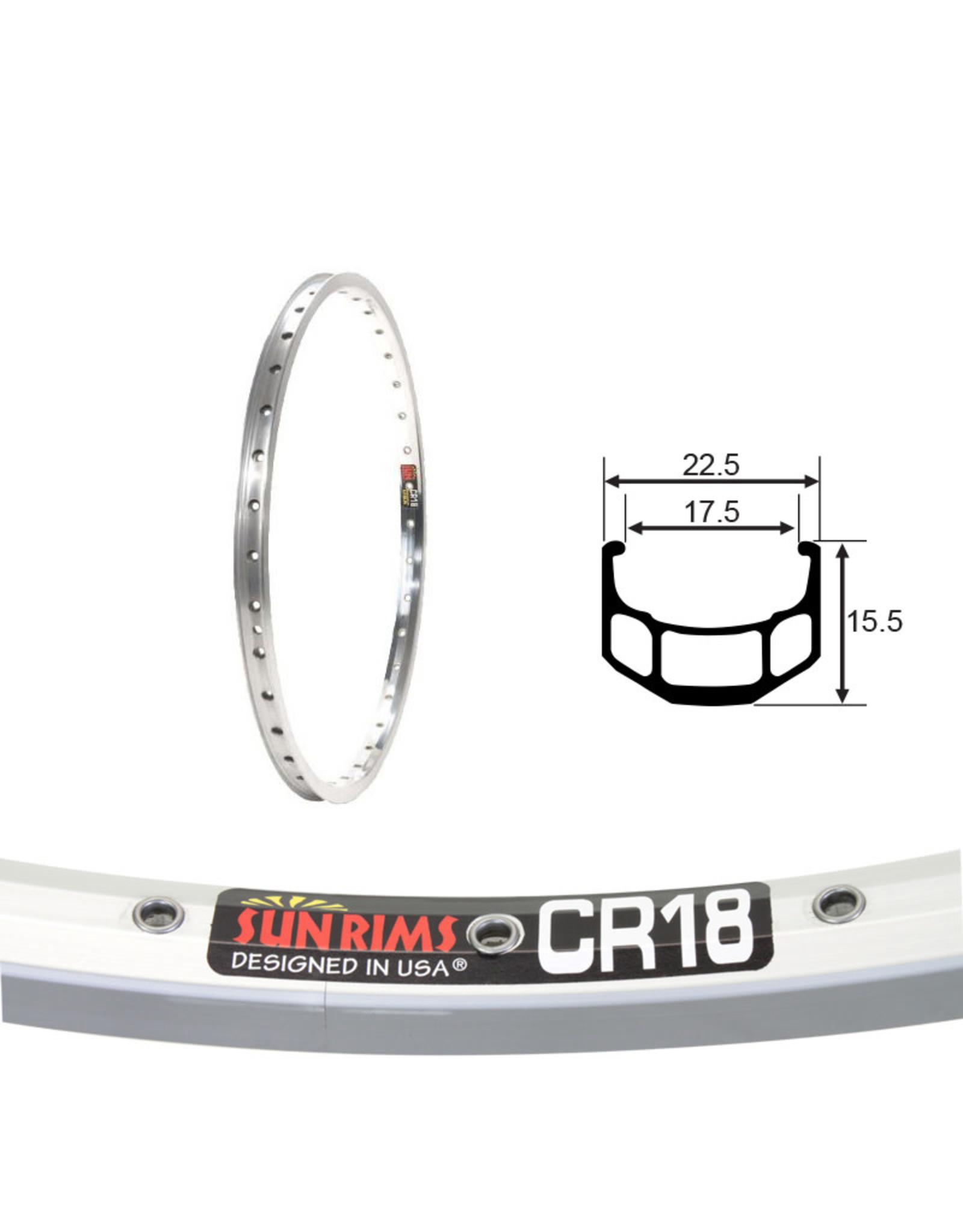 Sun Rims (Sun Ringle) Sun Ringle CR-18 Rim