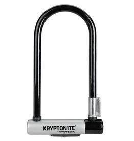 Kryptonite Lock, U - Kryptonite Kryptolok STD, U-Lock, Black/Grey