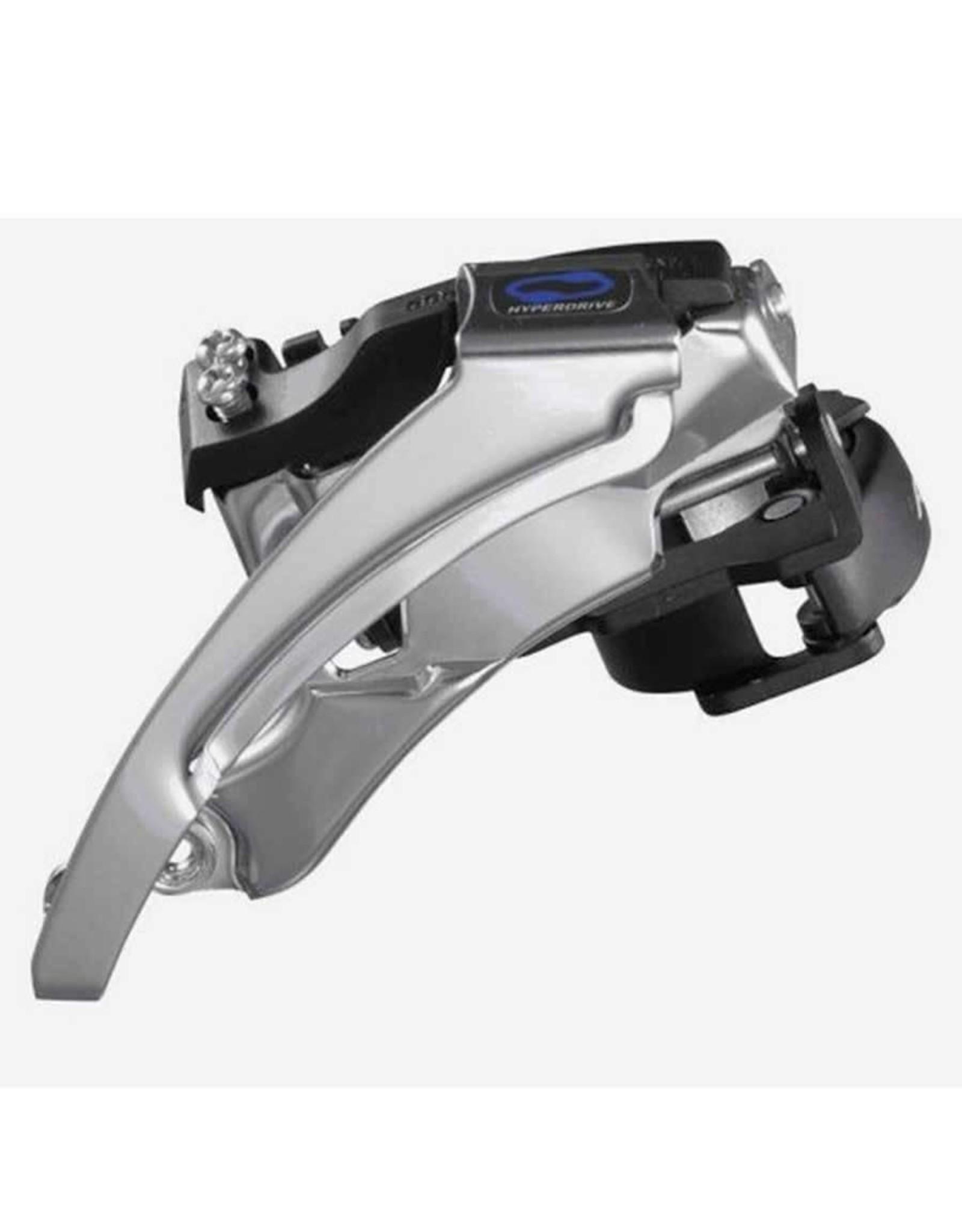 Shimano Derailleur, Front - Shimano Altus FD M310, 3x, 42/48T, Multi-Clamp, Top Swing, Dual Pull