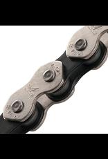 "KMC KMC, K710 KOOL Chain 1/8"" Black/Silver"