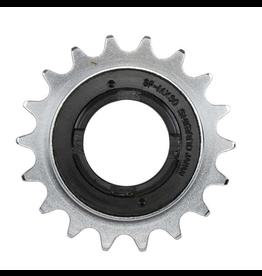 Shimano Shimano MX30 Freewheel, 18T, Chrome,  3/32''