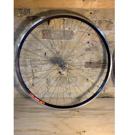 Natural Cycleworks Handbuilt Wheel Set - Velocity Dyad - Bassi Road - Double Butted Spokes