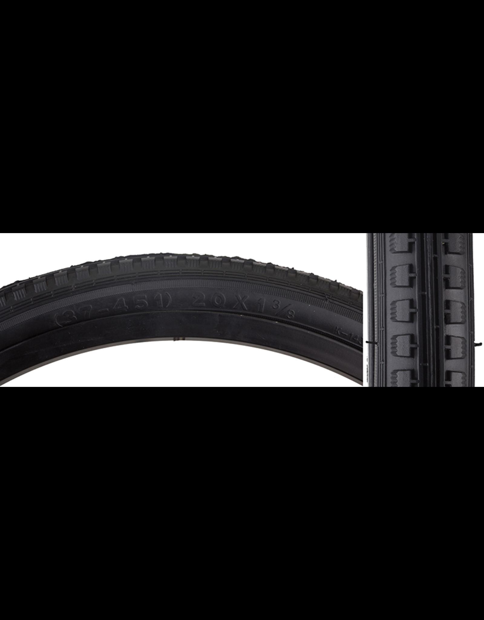 """Sunlite Sunlite K143 Tire 20"""" x 1-3/8"""""""