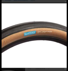 """Rene Herse (Compass) Rene Herse 26"""" x 2.3 Rat Trap Pass TC Tire - Standard Tan Casing"""