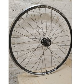 Natural Cycleworks Handbuilt Wheel - Alex AT 490 - Novatec Front - Double Butted Spokes