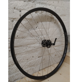 Natural Cycleworks Handbuilt Wheel -  E13 27.5 (650b) - Shimano XT front - Double Butted Spokes